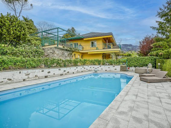 BLONAY - Magnifique villa avec vue panoramique du lac