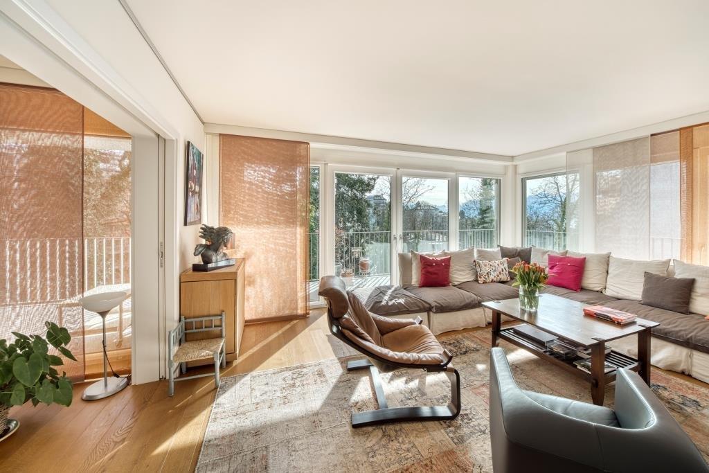 VENDU -Chailly - Lausanne magnifique appartement