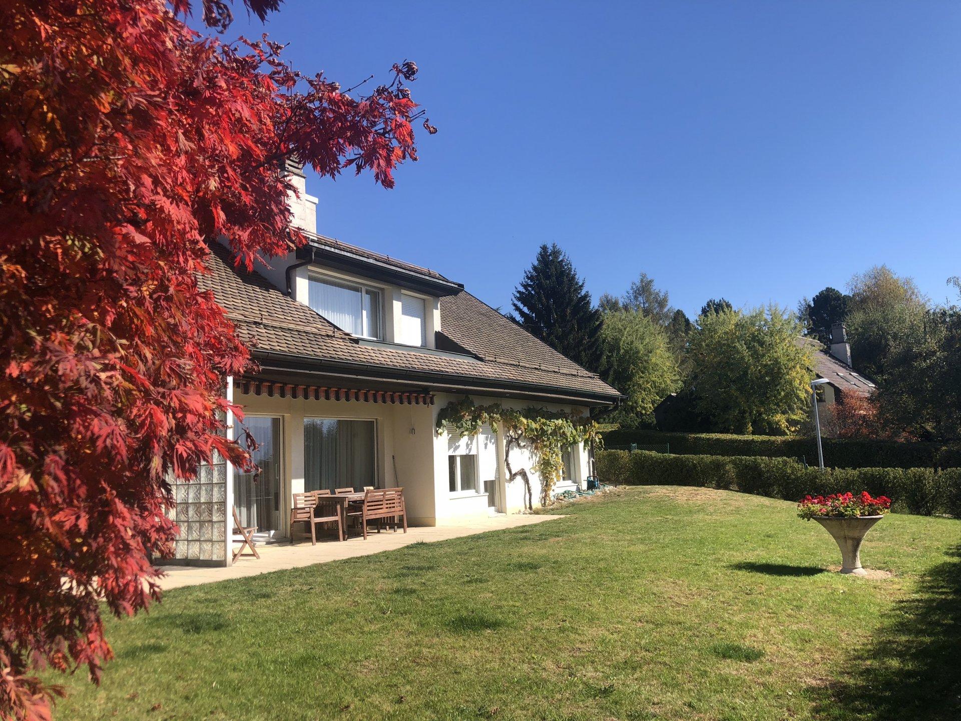Epalinges - belle villa familiale à vendre