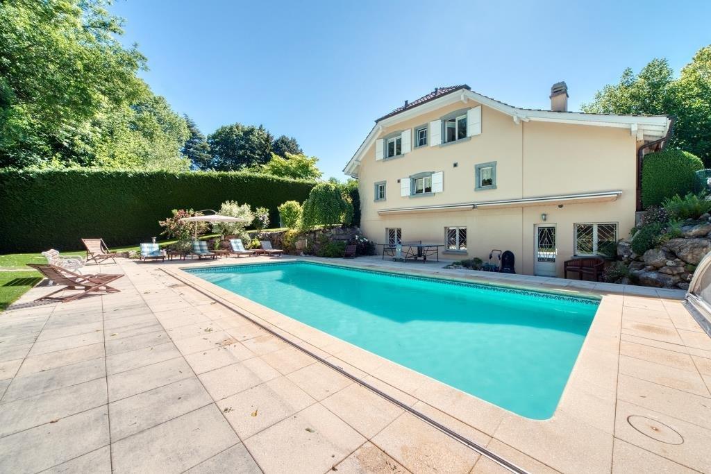LE MONT-SUR-LAUSANNE - Magnifique villa rénovée