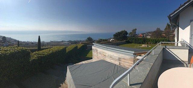 LUTRY - Exclusivité - superbe villa avec vue panoramique