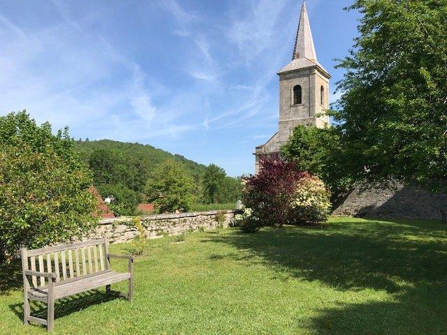 Magnifique maison de campagne en Bourgogne