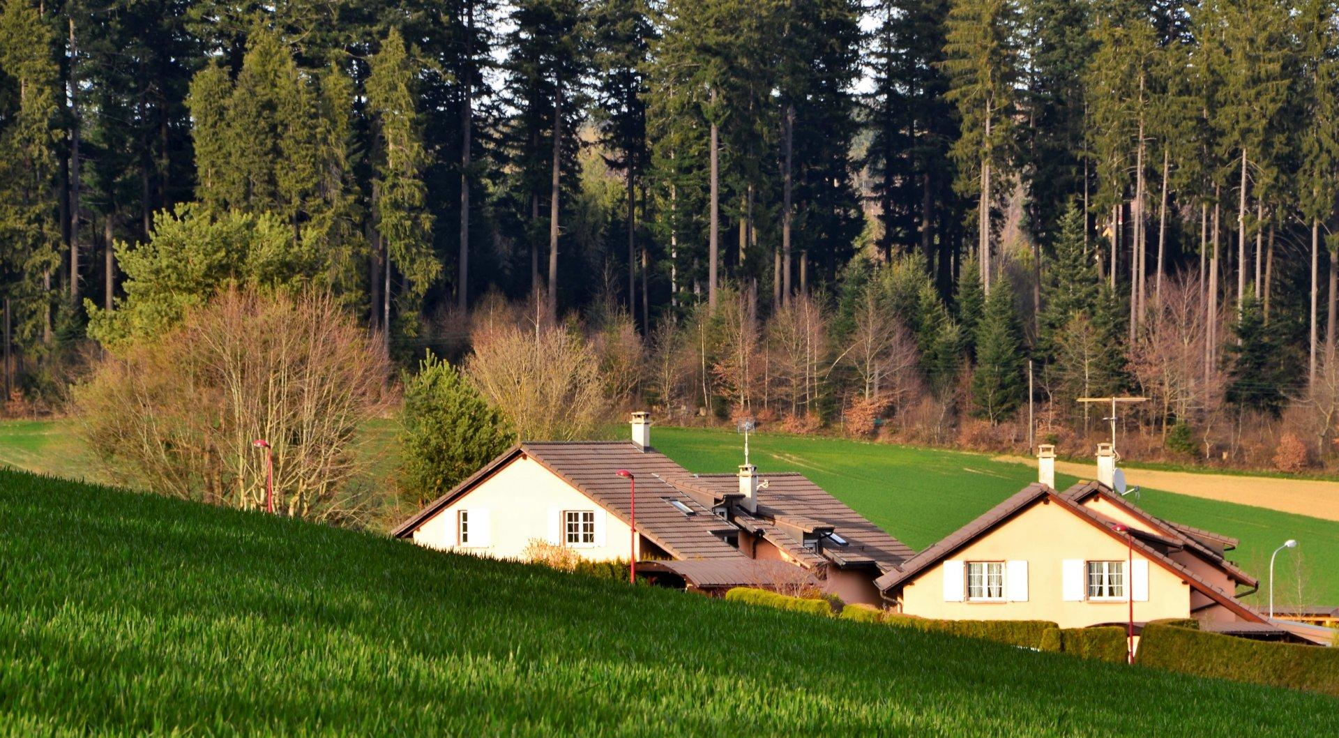 LE MONT-SUR-LAUSANNE lumineuse villa