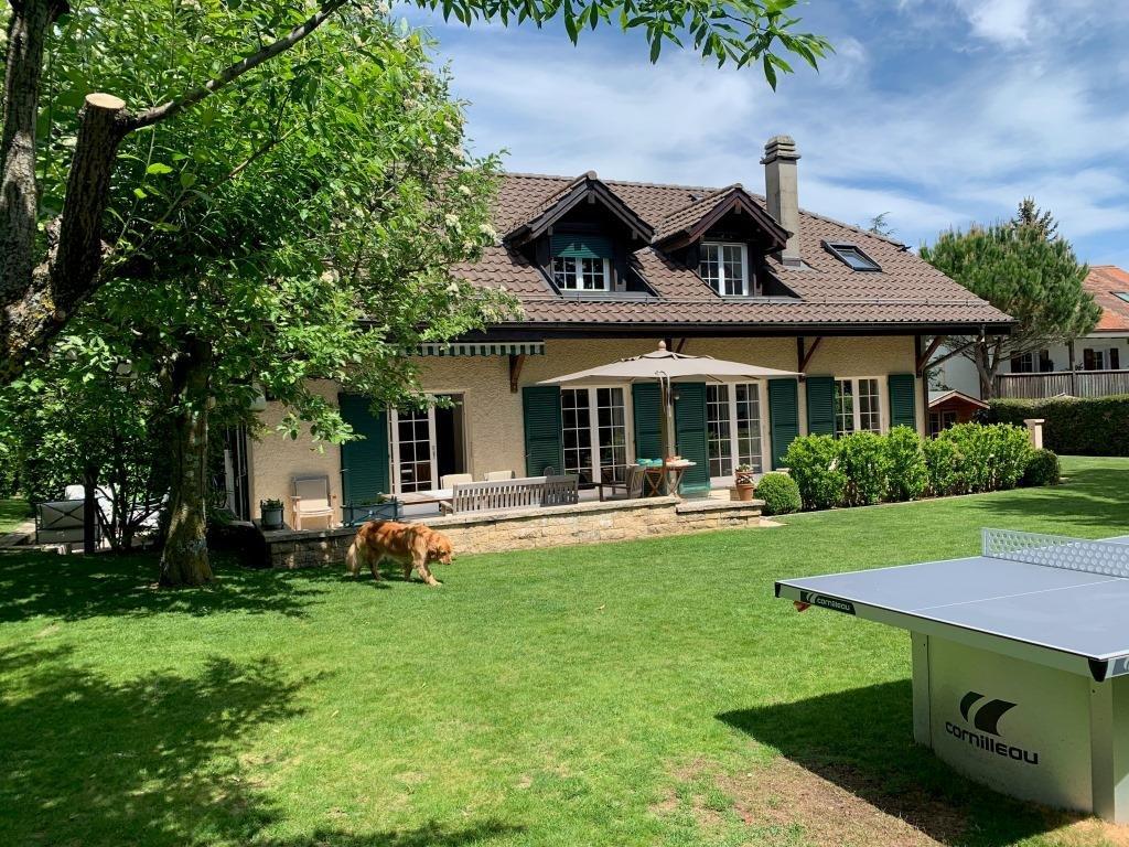 Morges - belle villa familiale