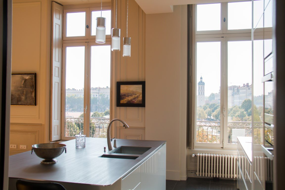 Spectaculaire appartement Place Bellecour - LYON