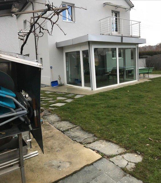 VENDUE - villa individuelle au Mont-sur-Lausanne