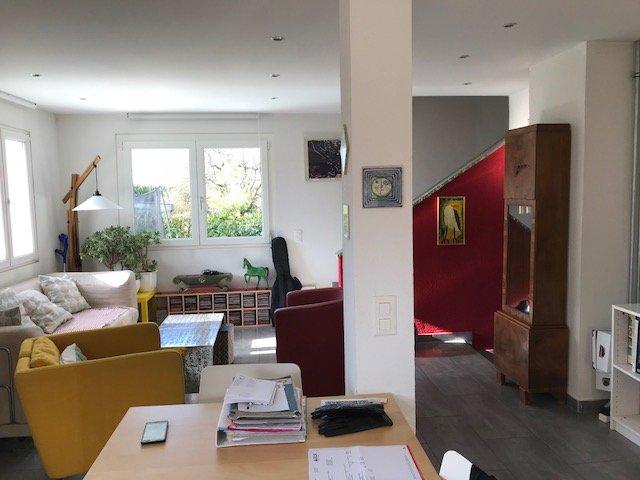 reservée - villa individuelle au Mont-sur-Lausanne